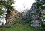 Замок Нялаб - килевидная башня 3
