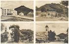 Хустський замок на старій листівці 9