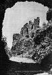 Старе фото Хустського замку 2