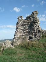 Руїни замку Нялаб