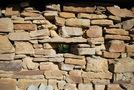 Росохи: бойница в восточной стене церкви