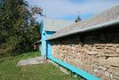 Росохи: западная стена церкви