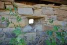 Росохи: бойница в северной стене церкви