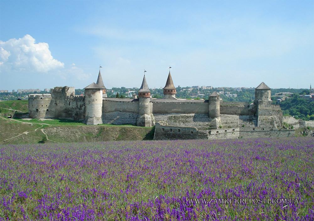 Каменец-Подольская крепость: