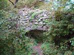 Королевский замок Нялаб - барбакан