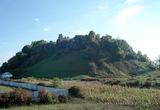 Королево - вид на замкову гору з північного сходу 2