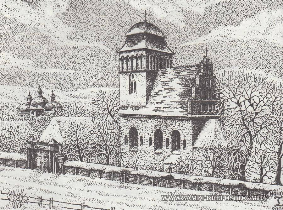 Церковь Святой Параскевы Пятницы в городе Львов: История