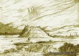 Рисунок замка Нялаб 2