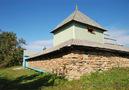 Росохи: юго-западный угол стены
