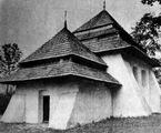 Росохи: старое фото церкви